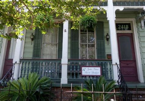 New Orleans Bed And Breakfast Garden District by Garden District B B Bed And Breakfast 2418 Magazine