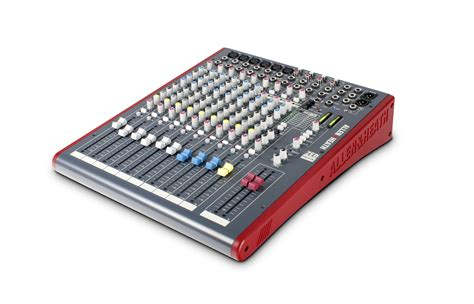 Mixer Allen And Heath zed 12fx allen heath