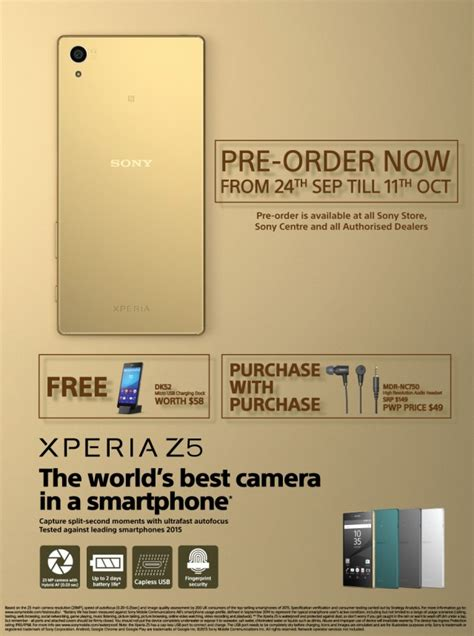 usa buyers guide for sony xperia z5 family xperia blog xperia z5 up for pre order in hong kong and singapore
