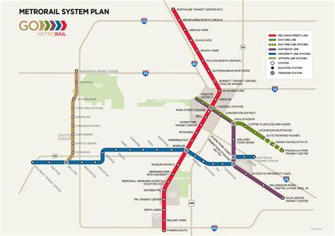 Metro Light Rail Schedule by Houston Metro Rail Map World Map 07