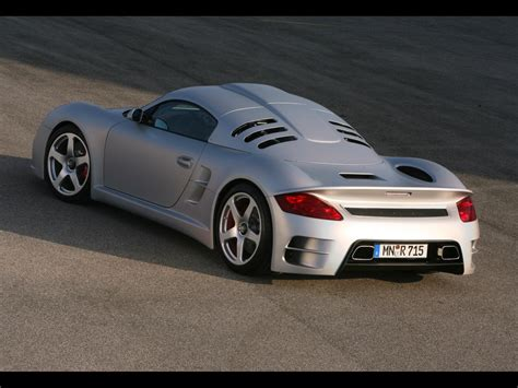 2008 RUF CTR 3   Rear Angle   1280x960   Wallpaper