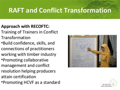 natural resources conflict and conflict resolution pefc forest certification week 2013 stakeholder dialogue