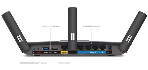 Jual Router Linksys Murah jual linksys ea6900 ac1900 router wi fi dual band router consumer wireless murah tp link