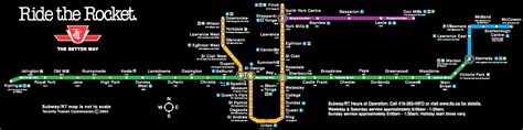 toronto subway map 301 moved permanently