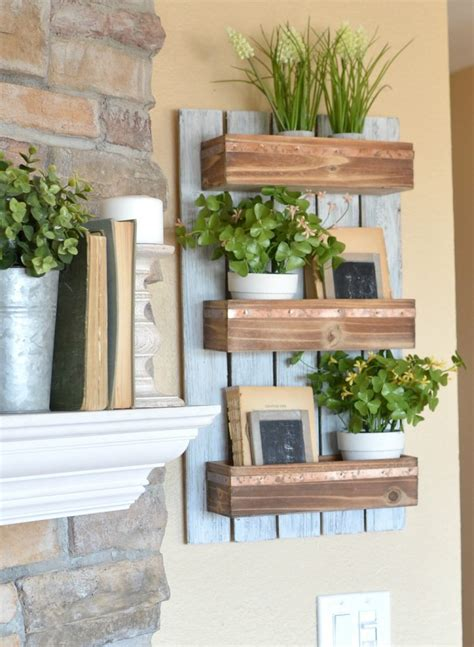 9 Stunning Wall Planters Easy Decor Ideas Lolly Jane Wooden Flower Planters