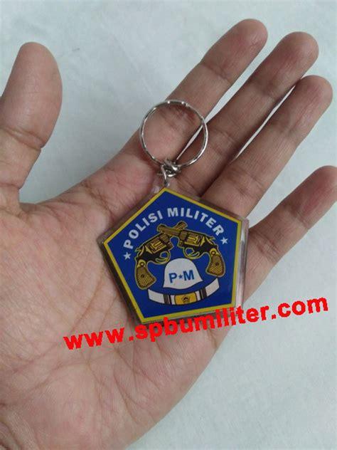Gantungan Kunci Rubber Polisi gantungan kunci polisi militer pm pistol acrylic spbu
