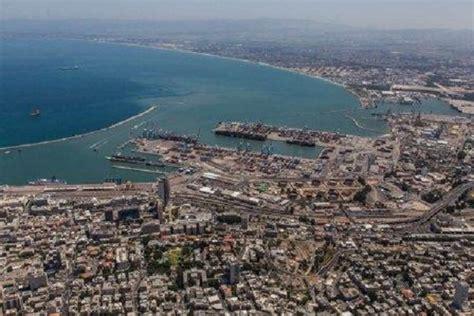 Of Haifa International Mba by Shanghai International Port To Build New Haifa Port