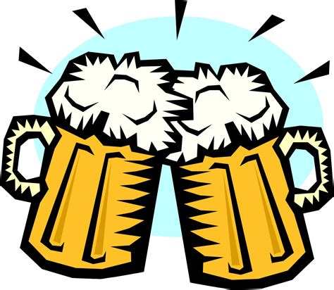 cartoon beer cheers beer clipart www imgkid com the image kid has it