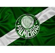 Palmeiras Na F&225brica De Bandeiras