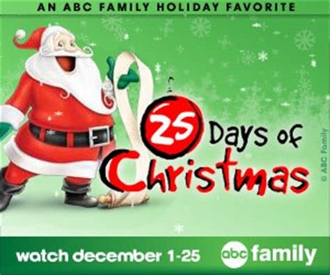 the abcs of a look at traditions in canada and around the world books abc family s 25 days of staler than fruit cake