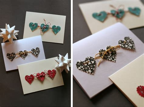 make christmas cards with crafts projects activities for kids