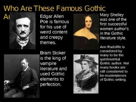 35 best images about gothic literature on pinterest