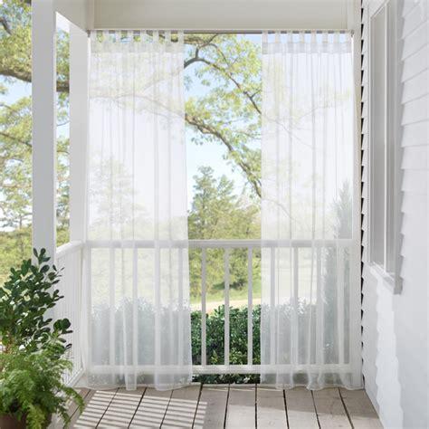 outdoor cabana curtains cabana outdoor curtain joss main