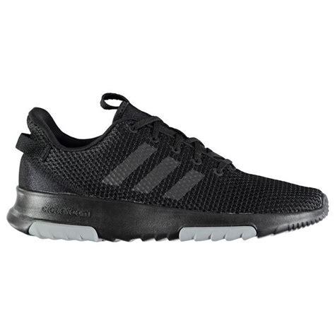 Adidas Cloudfoam Superflex Black White New Original adidas adidas cloudfoam racer trainers mens mens trainers