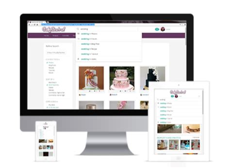 New Search Site New Improved Site Search Cakecentral