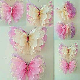 imagenes de mariposas hechas de papel m 225 s y m 225 s manualidades c 243 mo hacer mariposas con papel de seda