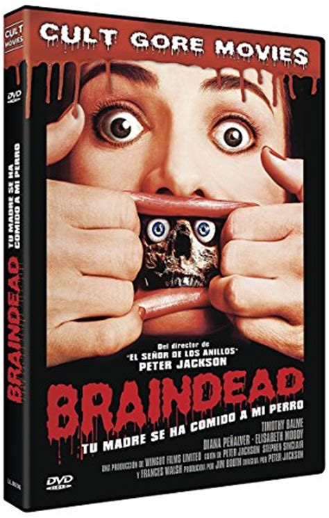 german dvd format braindead dvd covers 1992 r2 german