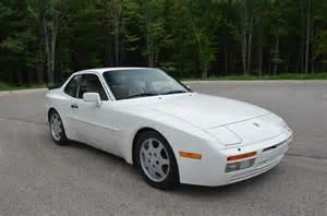 1988 Porsche 944 Turbo S For Sale 1988 Porsche 944 Turbo S Bring A Trailer