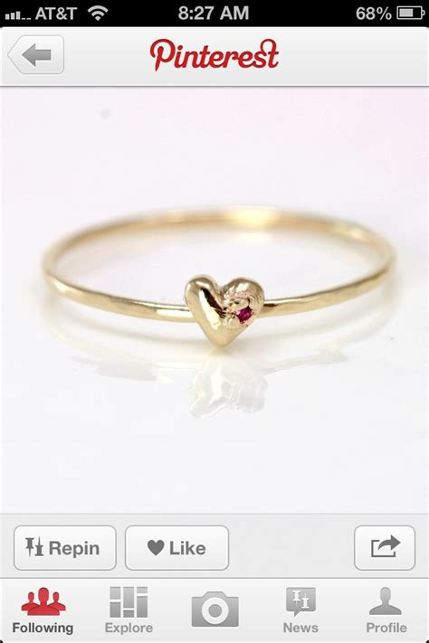 simple gold promise ring my wedding