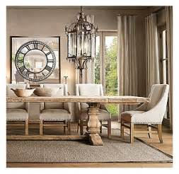 restoration hardware dining room dining room