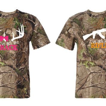 Matching Camo Shirts For Couples Best Pink Realtree Products On Wanelo