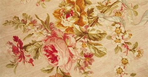 french rose fabric cream rouge pinterest antique