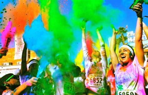 las vegas color run happy colors the color run las vegas