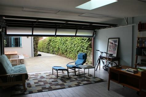 transformer garage en bureau am 233 nager un garage en chambre mission possible archzine fr