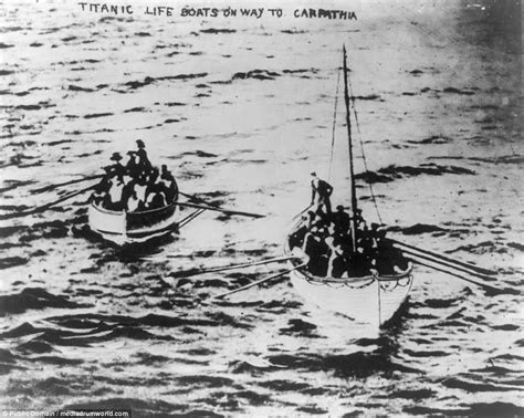 boat to america from uk black and white photos of titanic survivors from carpathia