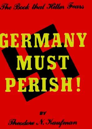 germany must perish 1941