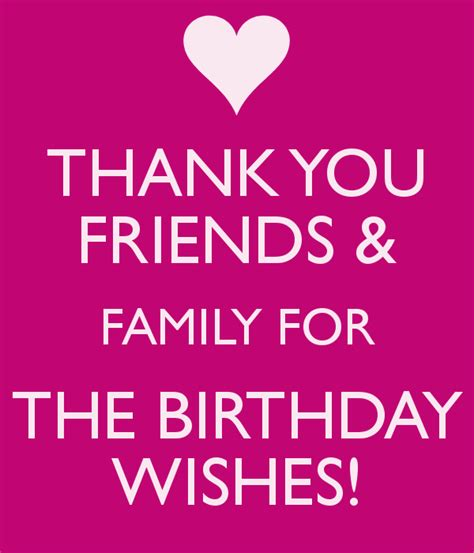 Thank You Card For Birthday Wishes Thank You Birthday Quotes Quotesgram