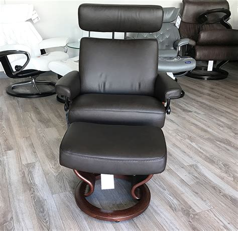 stressless taurus recliner stressless taurus paloma mocca leather recliner chair and