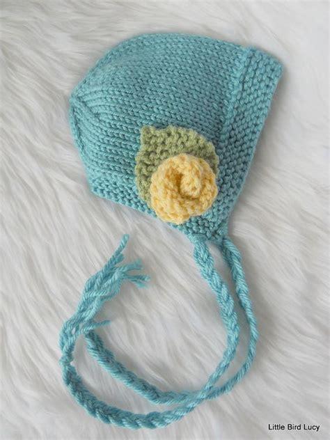 knit flower pattern for baby hat knit baby hat bonnet helmet knitted newborn infant