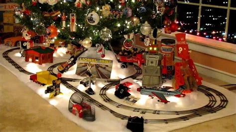 2012 christmas 1950 s nostalgia toys and lionel train
