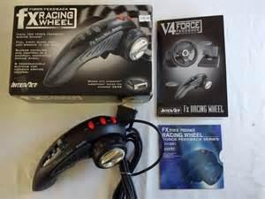 Handheld Steering Wheel For Pc Closed Pc Interact Fx Feedback Held Racing Wheel