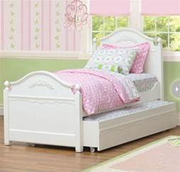 trundle bed for girls decorating a girl s bedroom style at home simple style