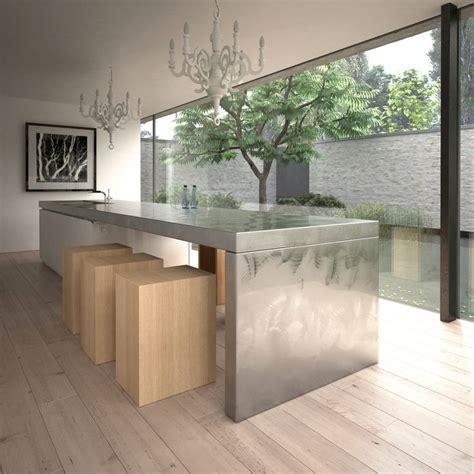 new kitchen ideas that work best 25 stainless steel island ideas on