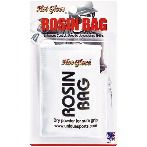 glove rosin bag unique sports products