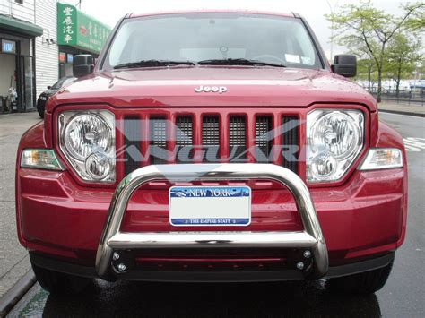 jeep liberty front bumper 2008 jeep liberty front bumper guard