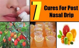 home remedies for post nasal drip 7 cures for post nasal drip how to cure post nasal drip