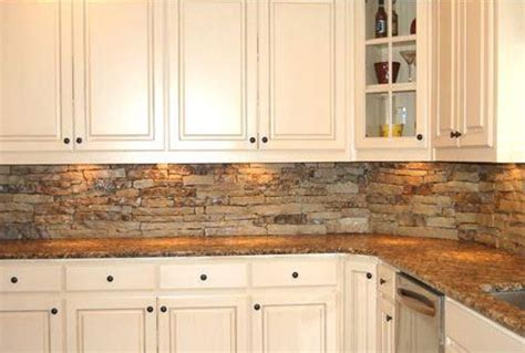 rustic backsplash tile rustic backsplash home design