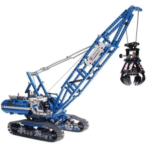 Lego Crawler Crane 42042 lego technic 42042 crawler crane decotoys