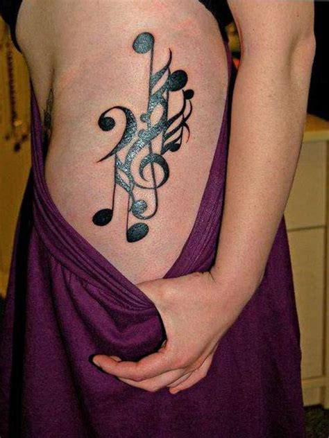 music tattoo designs for women tattoos and tattoos designs adapted for a