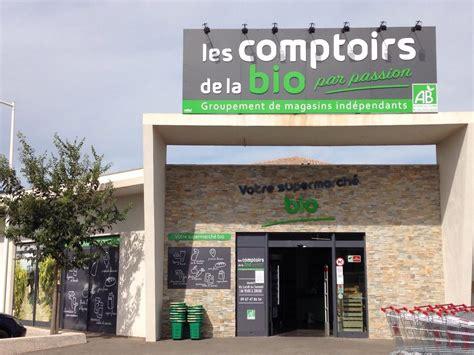 Les Comptoirs De La Bio by Les Comptoirs De La Bio Magasin Bio 100 Chemin Virgiles