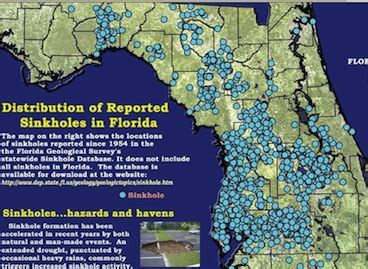 sinkhole map of florida essays of tamoanchan florida sinkhole maps as an aside