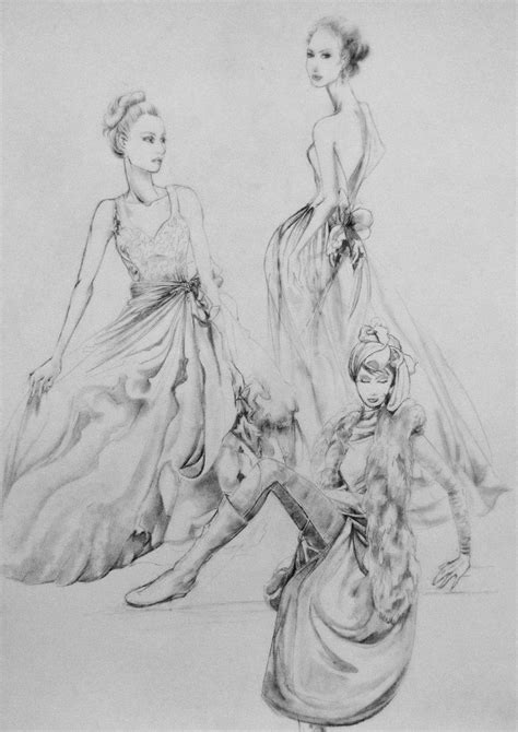 Drawing Models by Model Drawing A Fashion