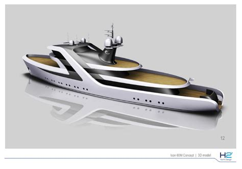 icon yacht design icon yachts design challenge 59m superyacht conversion by