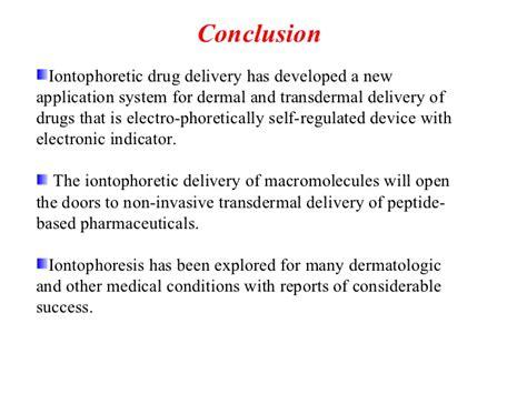 Dexamethasone Ul iontophoresis 2