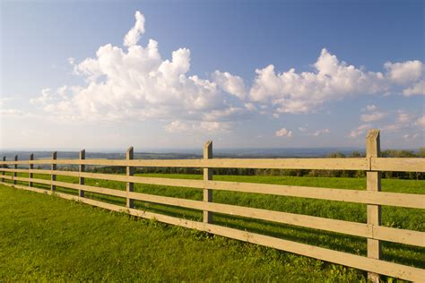 replace  install wood fence posts