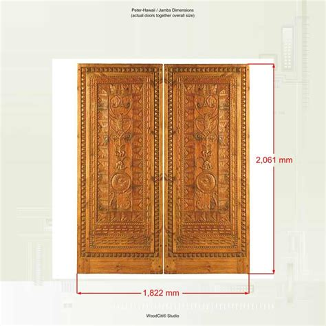 Front Door Height Standard Exterior Door Height Bukit
